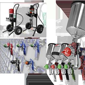 Spray Equipment
