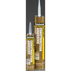 Construction Adhesives
