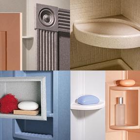 Shower & Tub Accessories