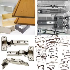 Hardware - Door & Drawer