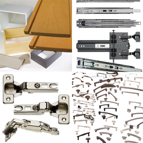 Hardware - Door & Drawer